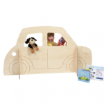 Single Toddler Car Panel